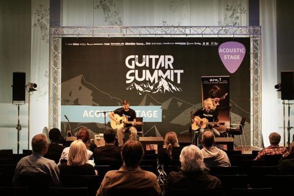 Guitar Summit 2017 Mannheim
