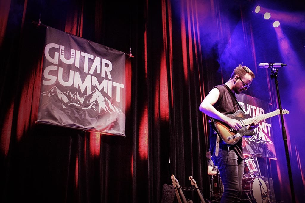 Guitar Summit 2017 Mannheim