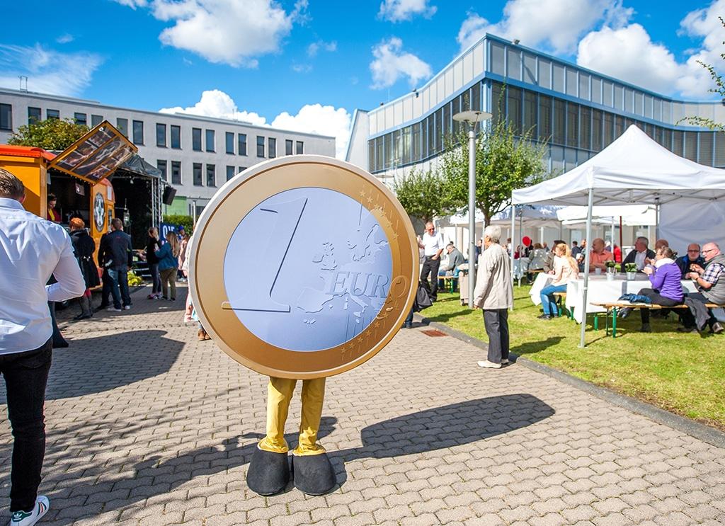 Tag der offenen Tür bei der Bundesbank in Koblenz