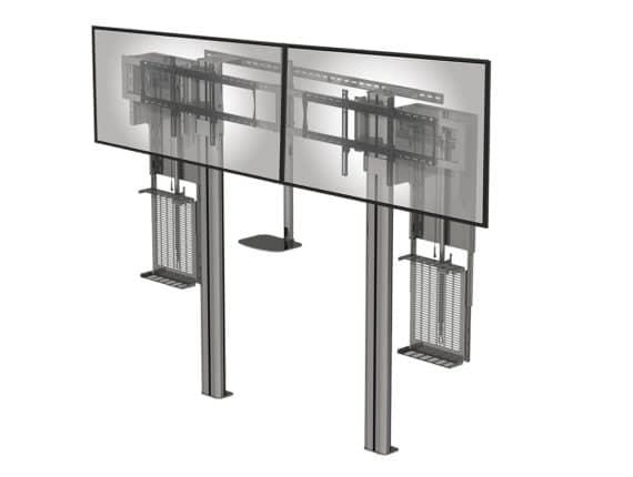 Die duale VC-Lösung bietet flexible Installationsoptionen und ein robustes Design