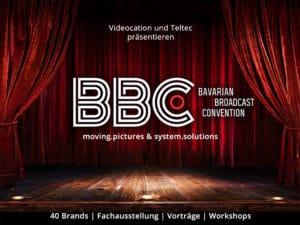 Die Bavarian Broadcast Convention 2017 findet am 11. und 12. Oktober in München statt.