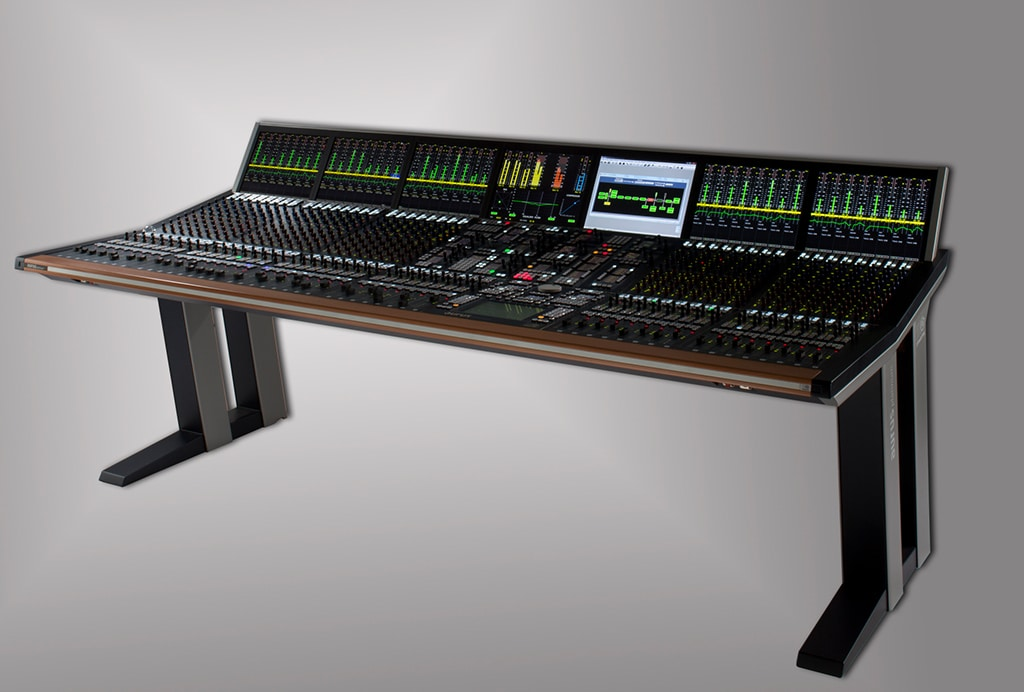Audiomischpult Aurus platinum