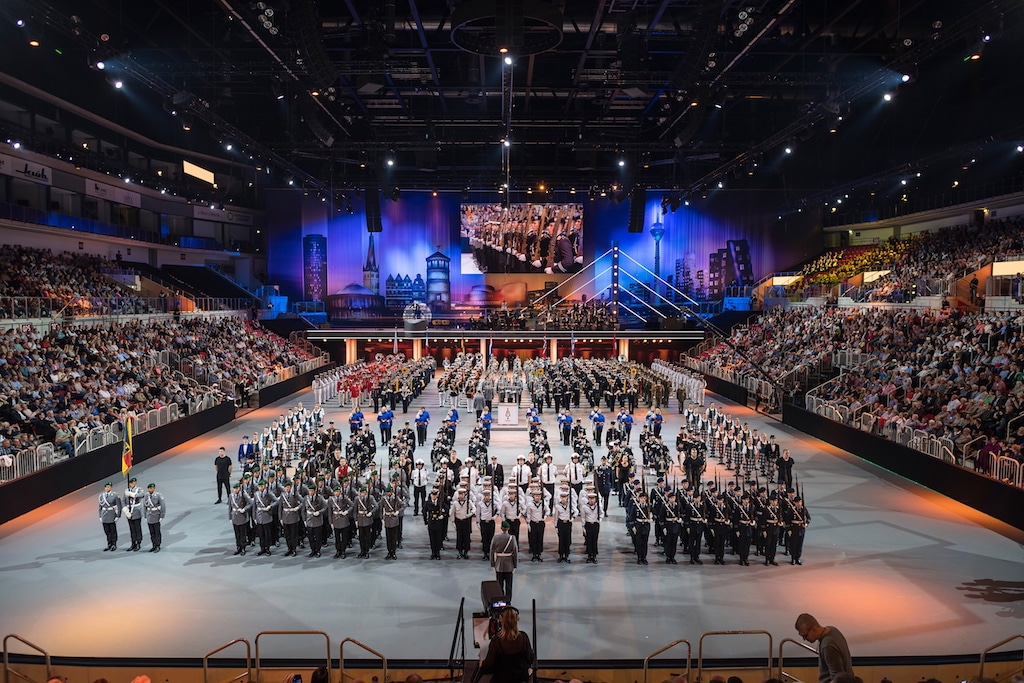 Musikfest der Bundeswehr