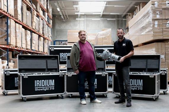 Iridium Showlight 310