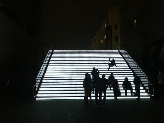 Bayer Leaps Stair von Nüssli