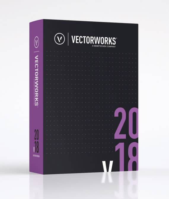 Software Vectorworks 2018