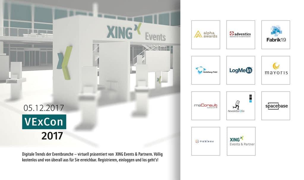 Eingang zur VExCon 2017