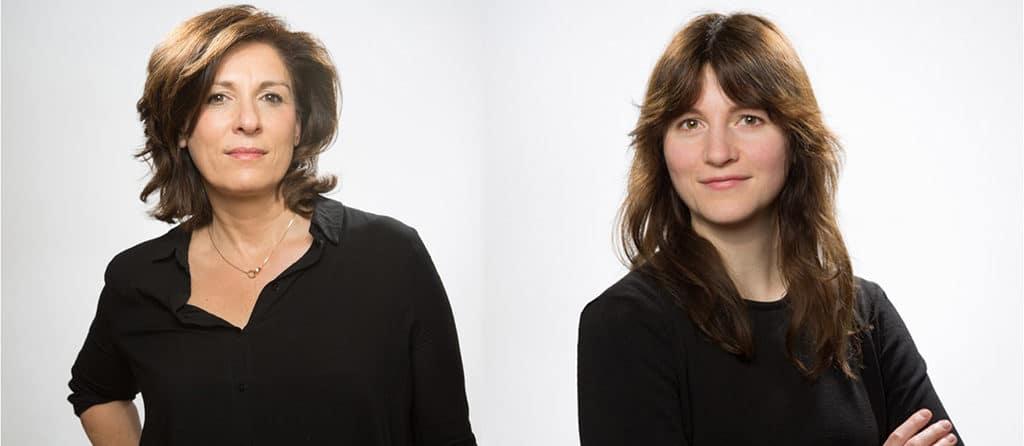 Hochkarätige Neuzugänge: Ines Zech und Laura Groschopp