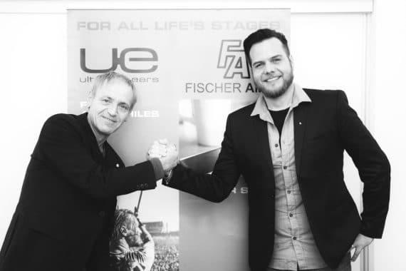 Jochen Fischer und Marco Rämisch