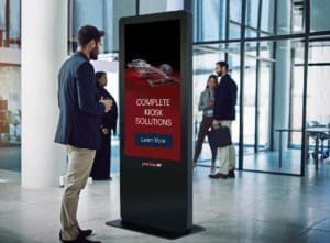 KIPICT555 All-in-One Kiosk Application