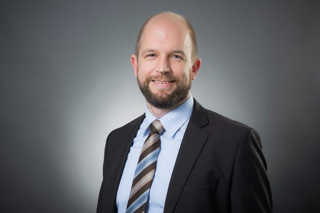 Karsten Glied, Geschäftsführer der Techniklotsen GmbH