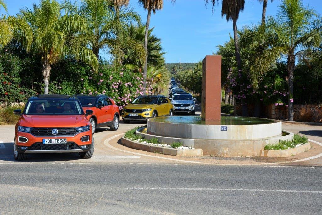 Vok Dams inszeniert als Leadagentur das Central Launch Training für den neuen SUV von Volkswagen – den T-Roc.