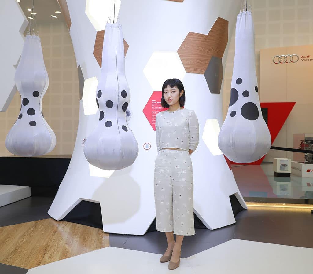 Wang Yilin, CAFA Graduate