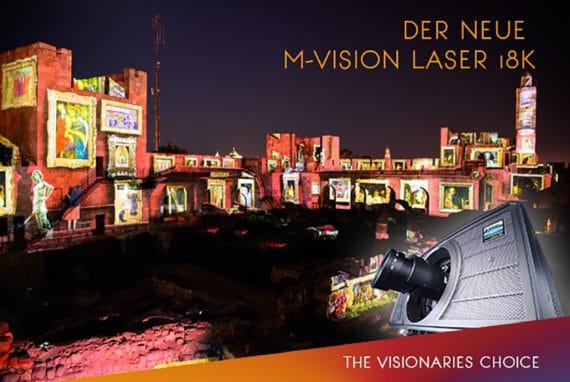 m-vision laser 18k