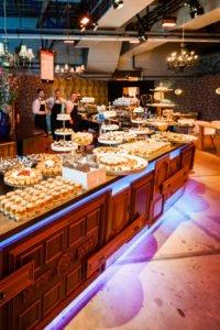 Kirberg Catering beim Riedel Jubiläum