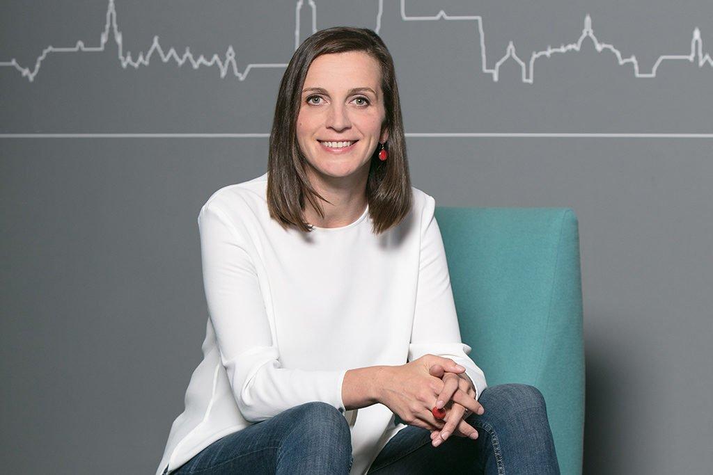 Annett Polaszweski-Plath, Geschäftsführerin von Eventbrite Deutschland
