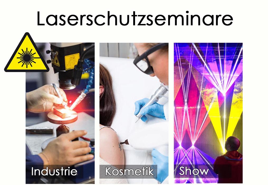 Laserschutzseminare 2018