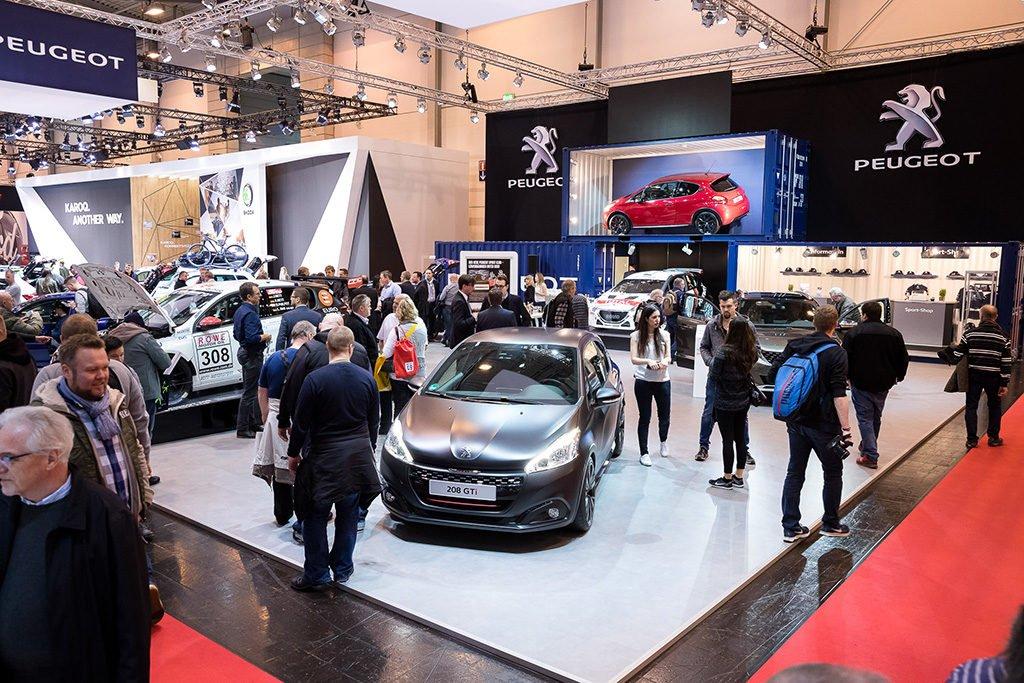 50. Essen Motor Show 2018