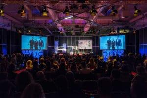 INA Award Verleihung auf der Best of Events 2018 in der Westfalenhalle Dortmund