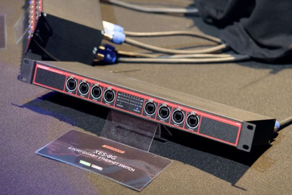 Swisson Ethernet-Switch