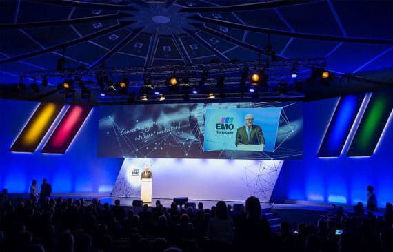 EMO Eröffnungsfeier 2017
