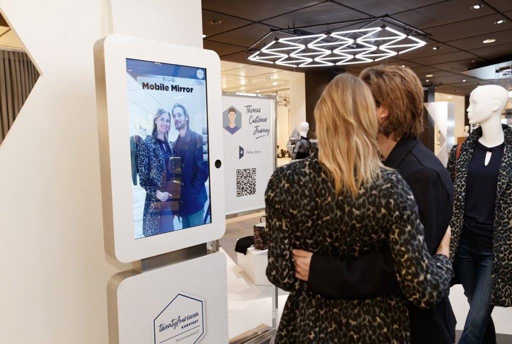 Interaktive Touchpoints sollen die Customer Journey bereichern.