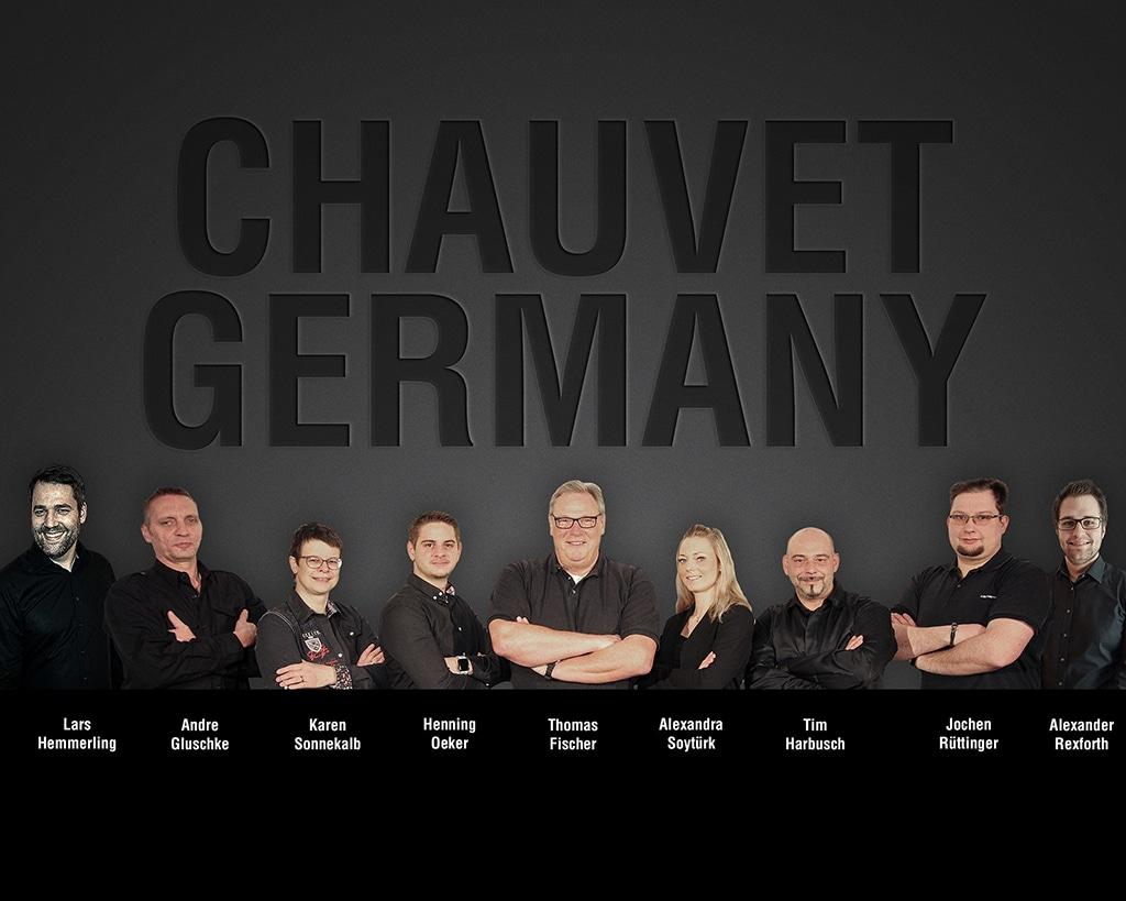 Chauvet Germany Team