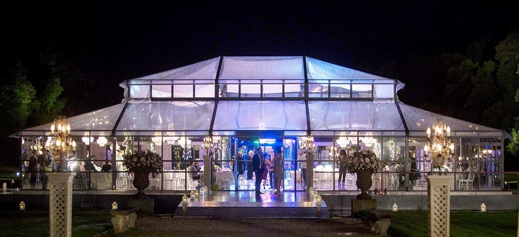 """PBI Event Architecture in der Hochzeitskomödie """"Das Leben ist ein Fest"""""""