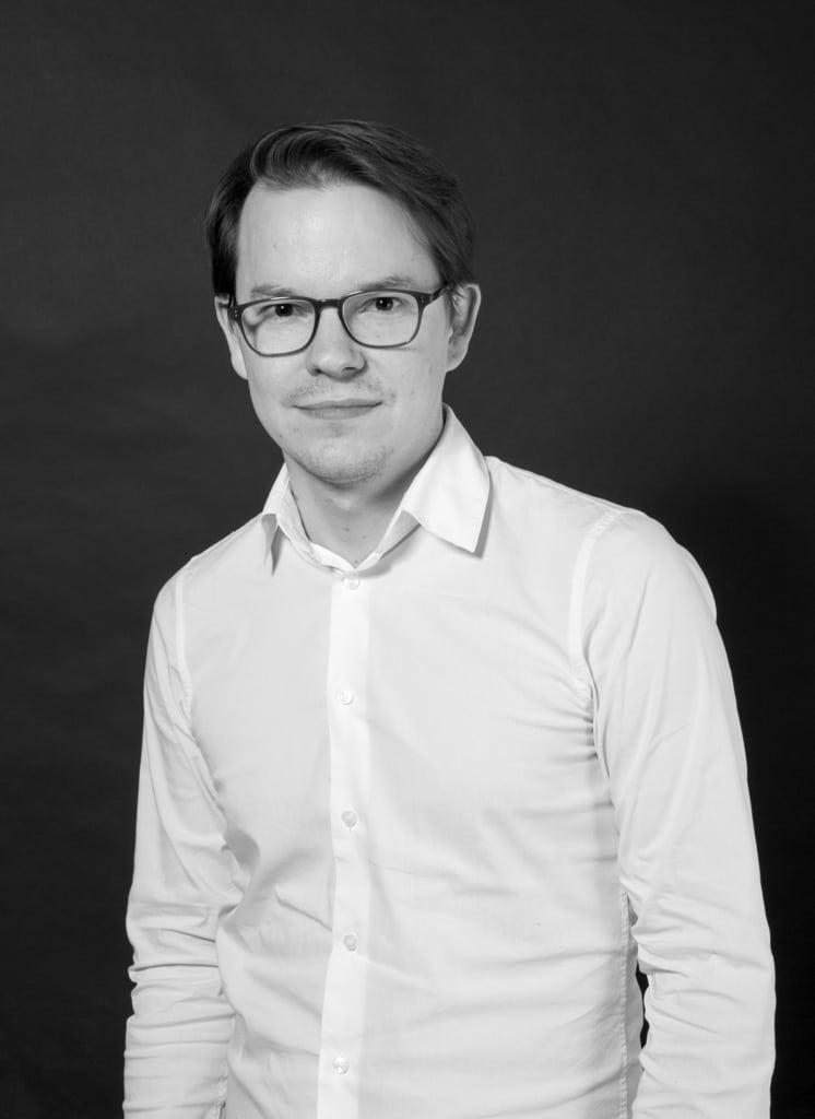 Marcel Courth Chefredakteur