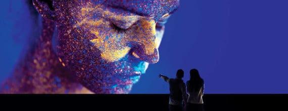 Sony Chrystal LED