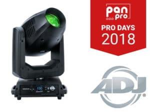 ADJ bei Pan-Pro