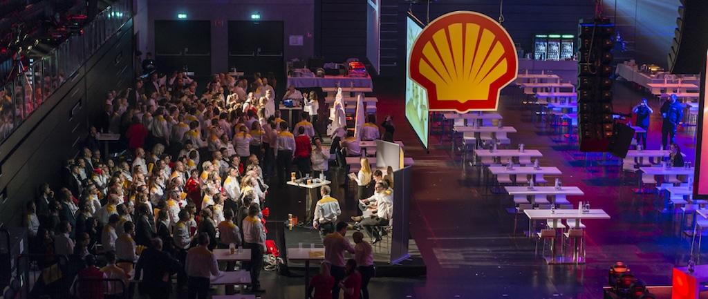 Shell Jahresauftaktveranstaltung 2018