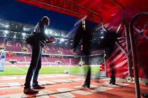Stadionprüfung