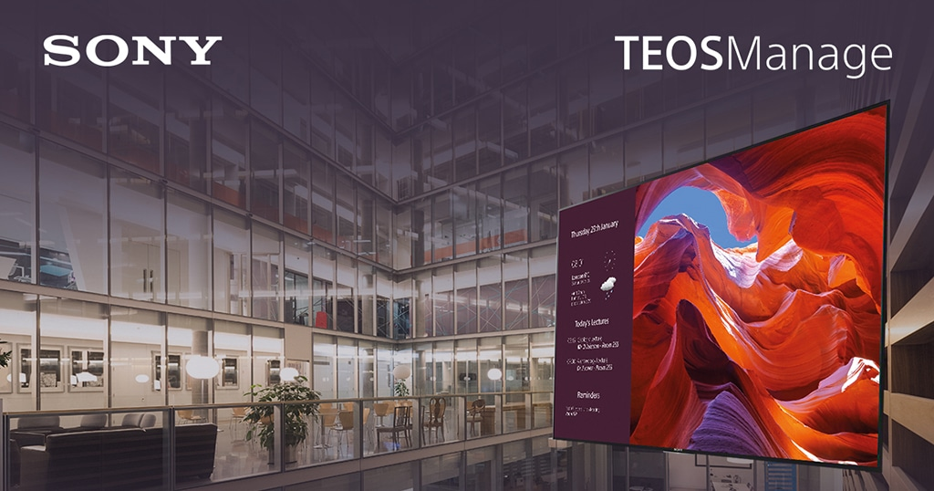 Sony TEOS Manage