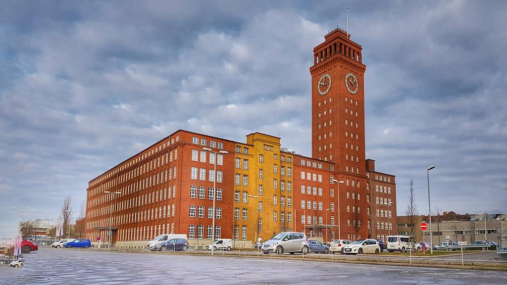 Teltec Gebäude