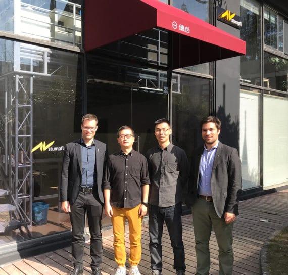 AV Stumpfl China Team