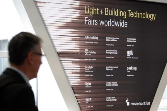 Light + Building 2018