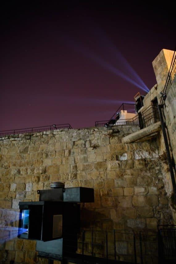 Digital Projection Projektoren im Einstaz