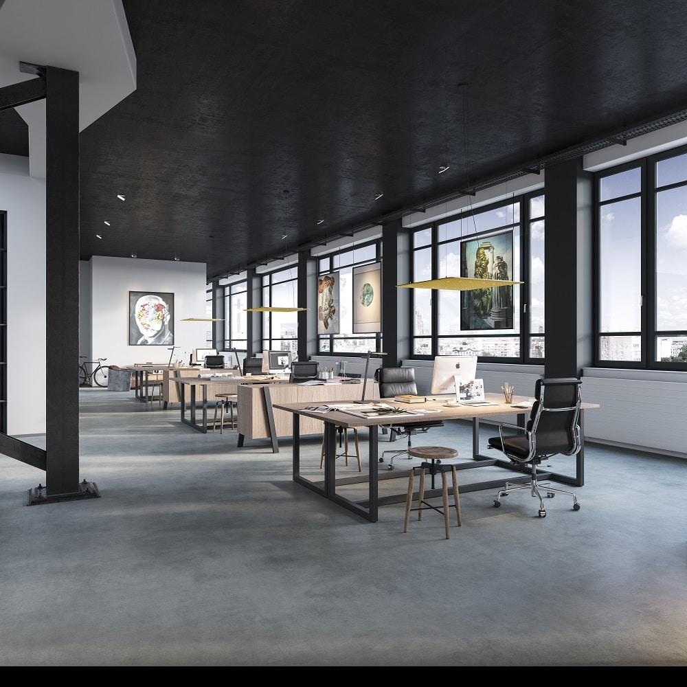 light building 2018 bei nimbus trifft licht auf akustik und kabellose installation promedianews. Black Bedroom Furniture Sets. Home Design Ideas