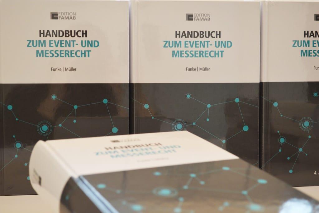 Handbuch Event- und Messerecht