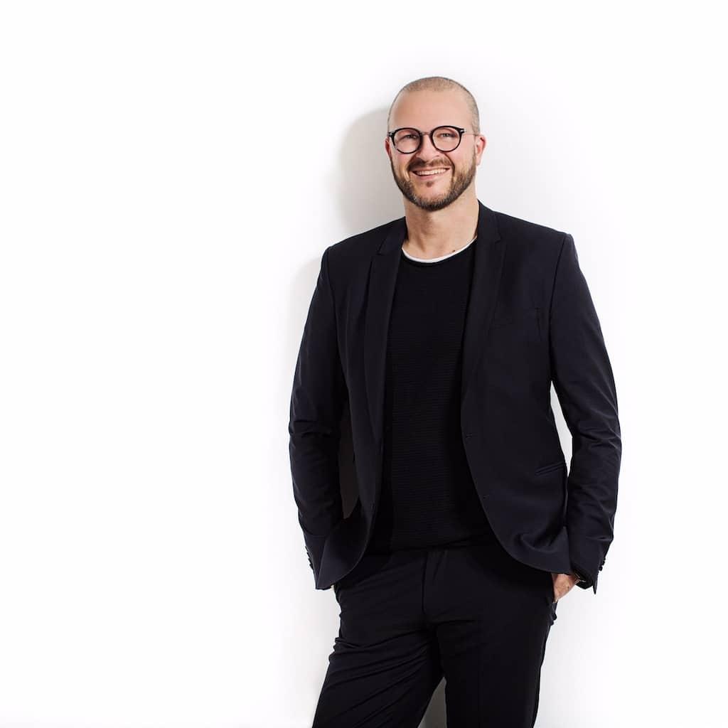Martin Klingler, Geschäftsführer VOK DAMS Stuttgart