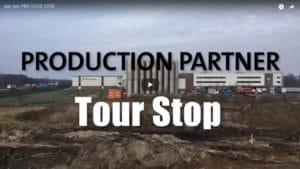 Video Production Partner Tour Stop pan-pro 2018