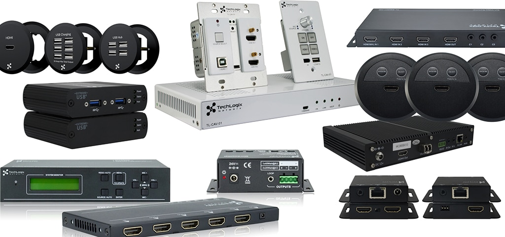 TechLogix Produktübersicht