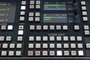 Stagetec Crescendo-T Keys