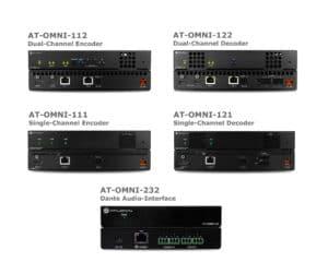 Atlona OmniStream Produkte