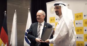 Vertragsunterzeichnung zur EXPO 2020 Dubai