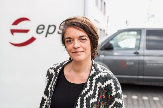Celine Kuehnel stößt zum Geschäftsleitungs-Team bei EPS.