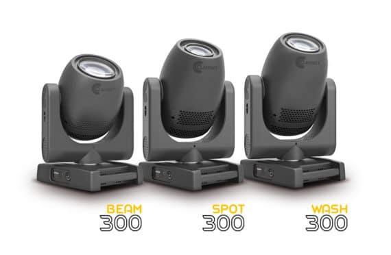 Claypaky Axcor300 Series