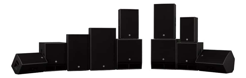 DZR / DZR-XLF und CZR / CZR-XLF Lautsprecher