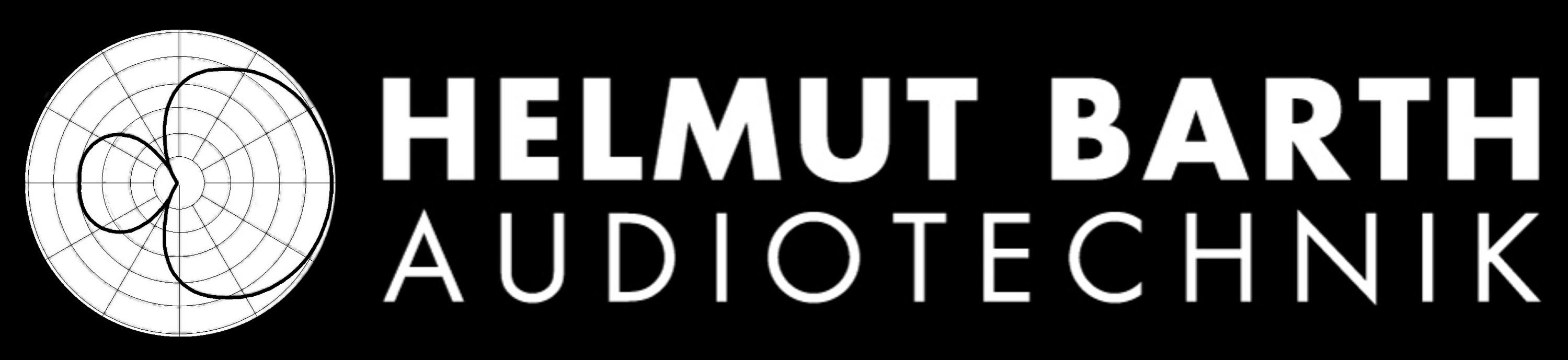 Logo Helmut Barth Audiotechnik